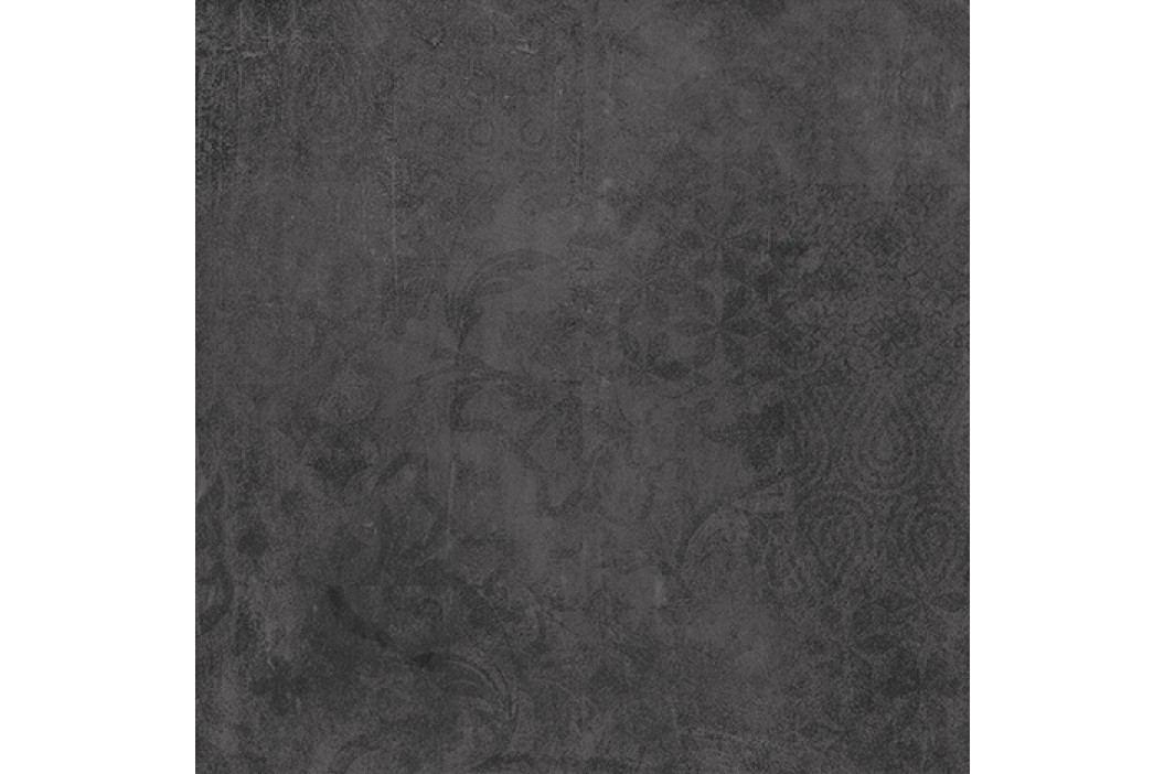 Dlažba Porcelaingres Urban anthracite 60x60 cm, mat, rektifikovaná X606290X8 Obklady a dlažby