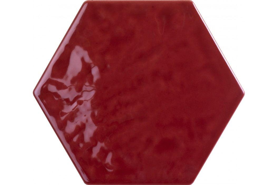 Obklad Tonalite Exabright bordeaux 15x17 cm, lesk EXB6532 Obklady a dlažby