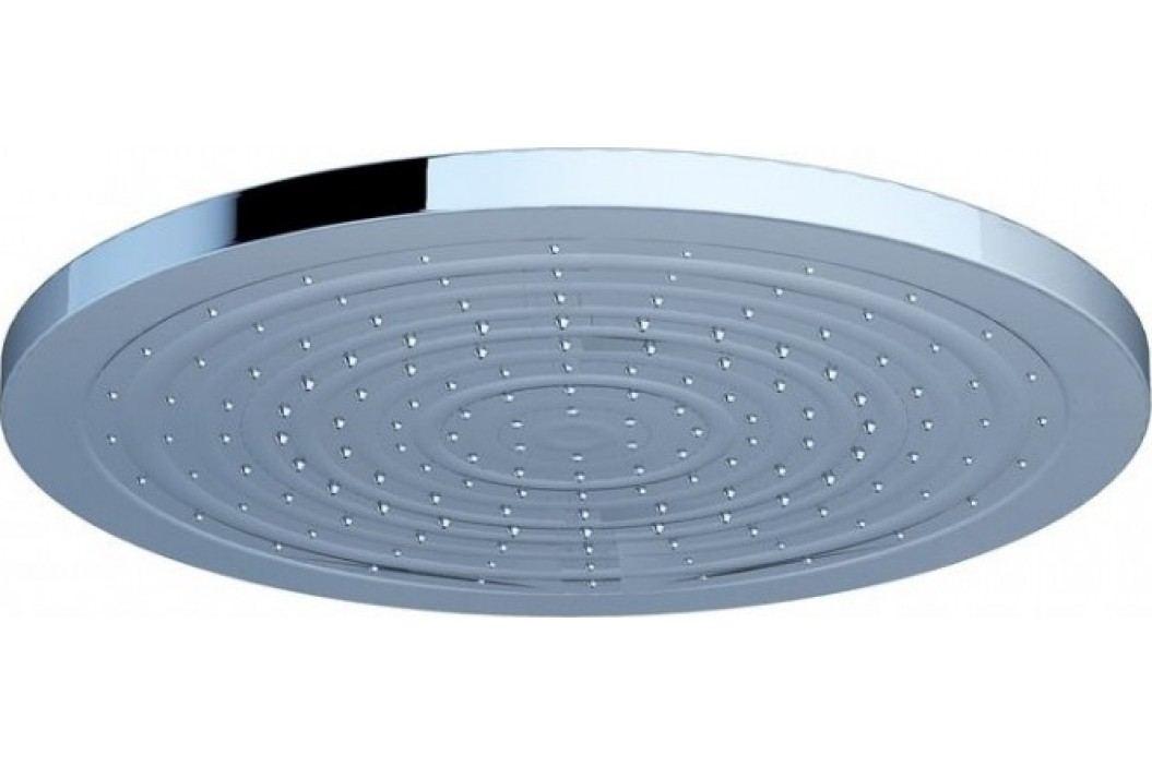 RAVAK Hlavová sprcha kulatá mosazná průměr 300 mm X07P111 Sprchy a sprchové panely