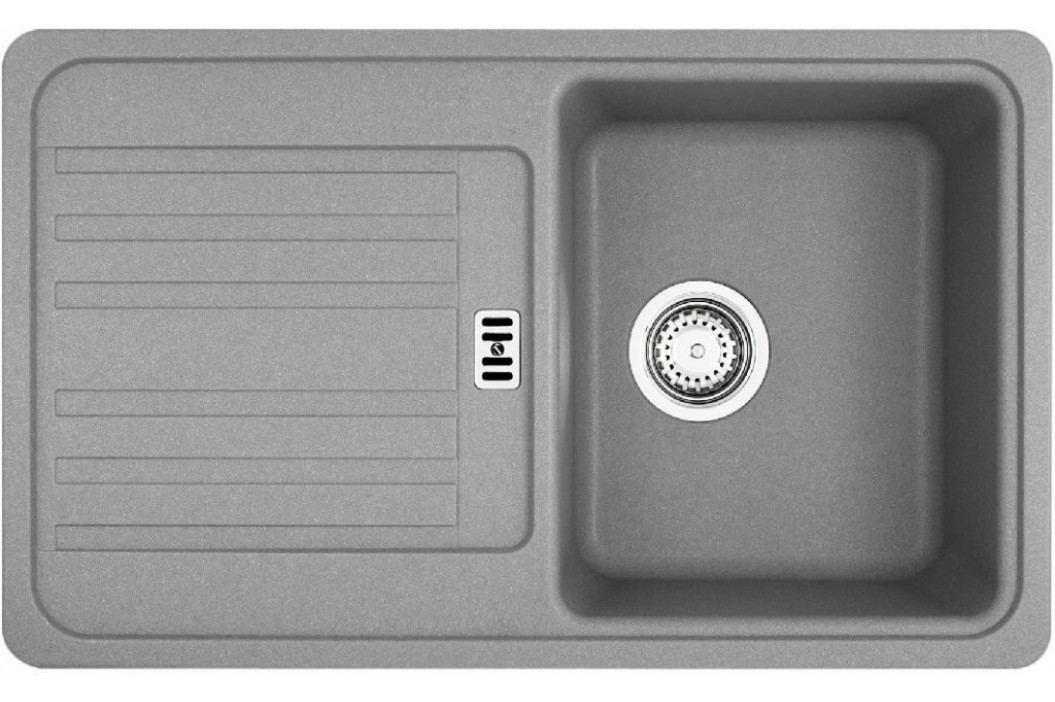 Franke EFG 614-78 šedý kámen Kuchyňské dřezy