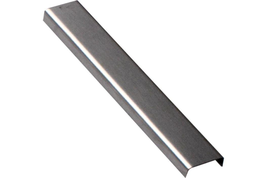 HAVOS Listelo Acero 2x100cm Inox - nerez - LACERO2 Podlahové lišty