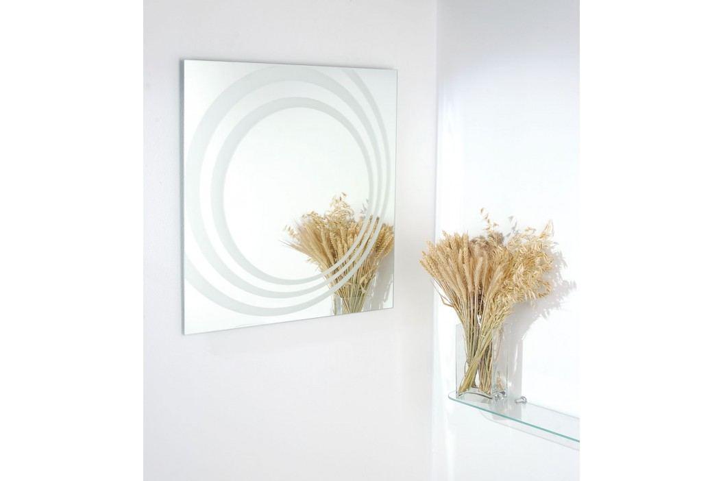 Amirro Virgo s dekorativním potiskem 60 x 60 cm 712-666 Zrcadla