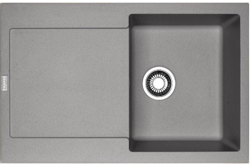 Franke MRG 611 šedý kámen Kuchyňské dřezy