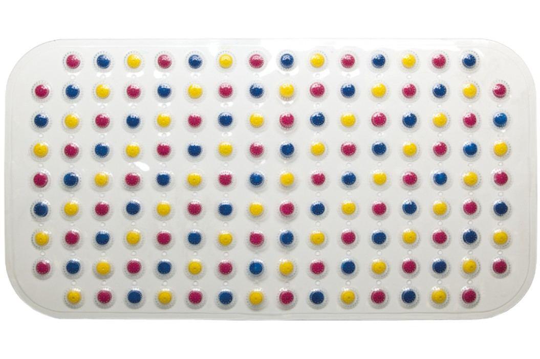 Předložka protiskluz 72x38cm mix barev PRED203 Koupelnové předložky