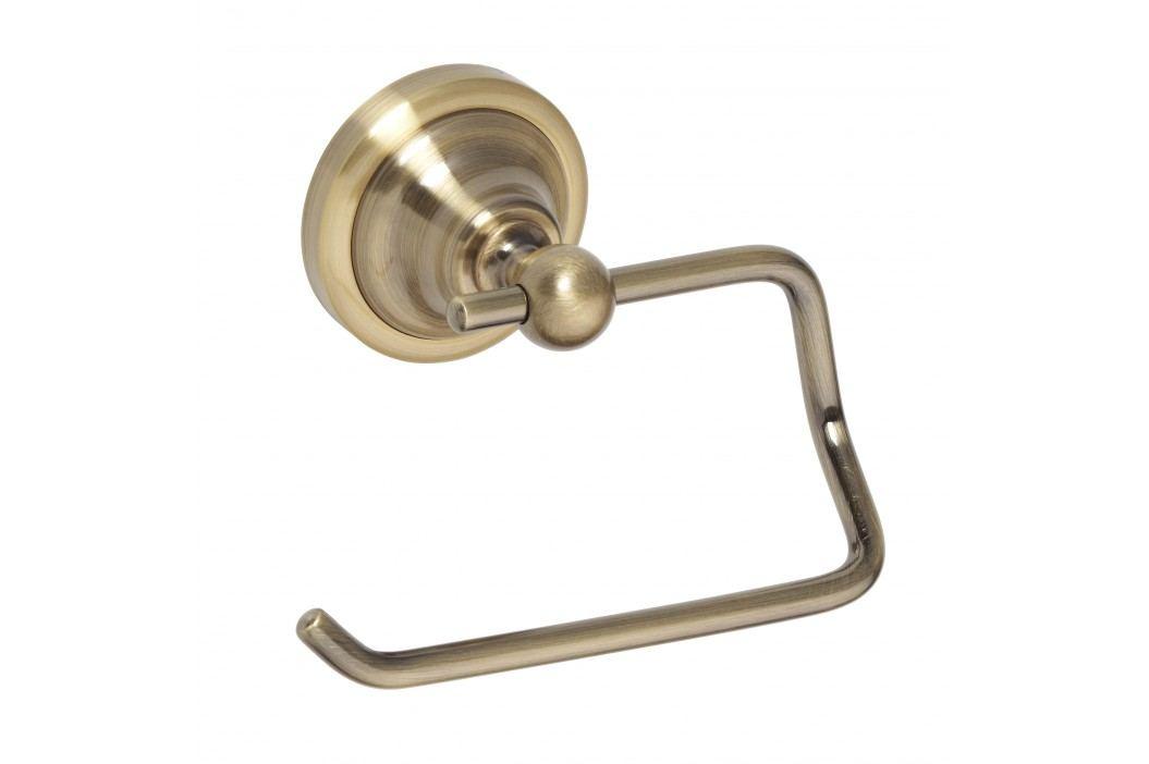 Držák toaletního papíru Ricordi nástěnný, retro 144112027 Regály a poličky