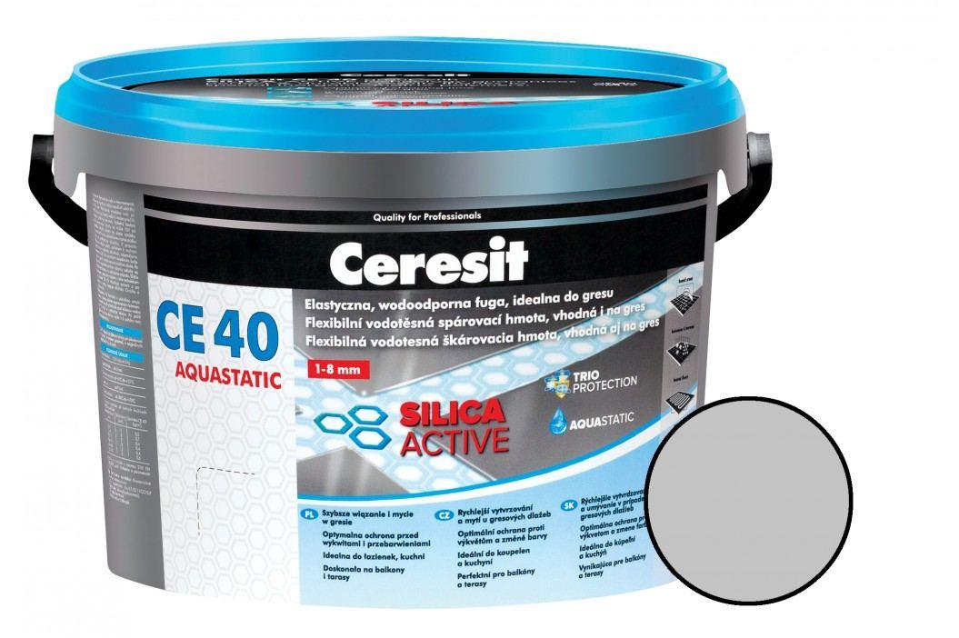 Spárovací hmota Ceresit CE40 2 kg manhattan (CG2WA) CE40210 Spárovačky
