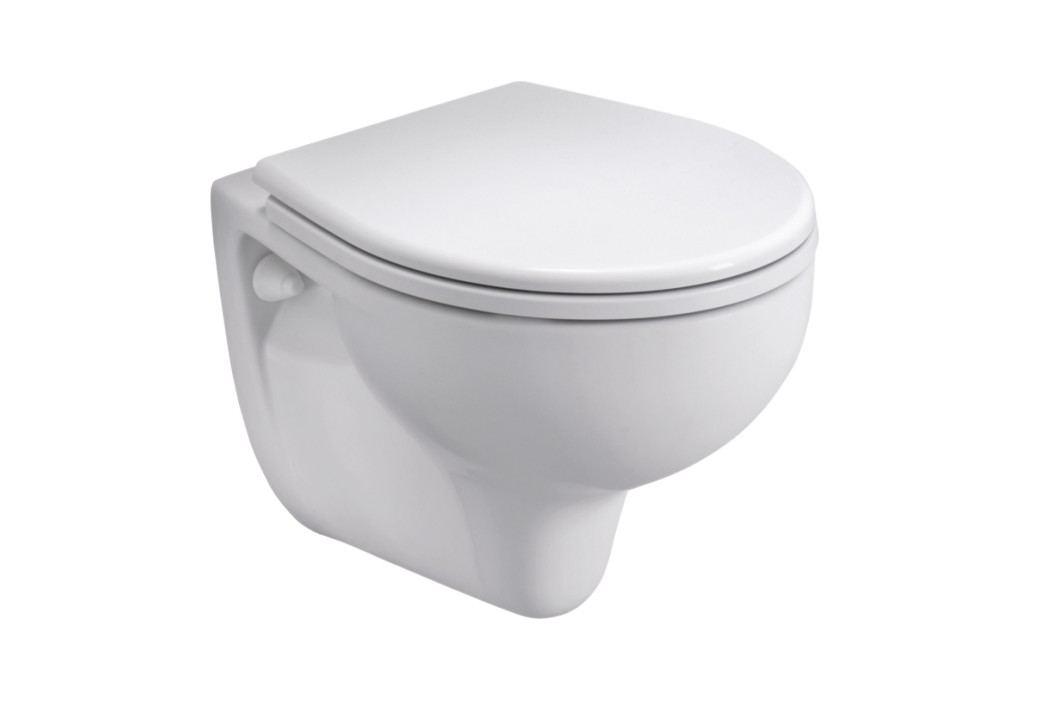 Závěsné WC Kolo Rekord, zadní odpad, 52cm K93100000 Záchody