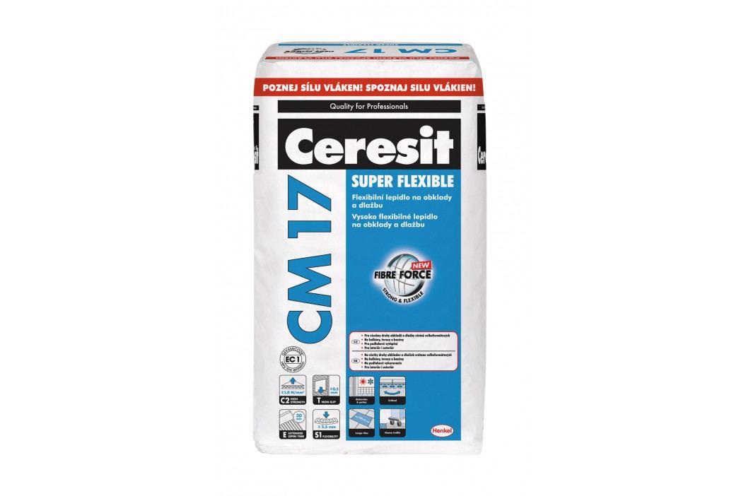 Lepidlo Ceresit CM17 25 kg šedá (C2TE S1) CM1725 Tmely, silikony a lepidla