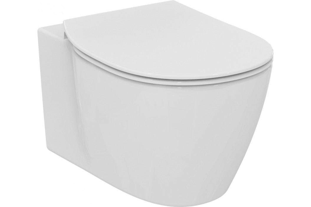 Závěsné WC Ideal Standard Connect, zadní odpad, 54cm E823201 Záchody