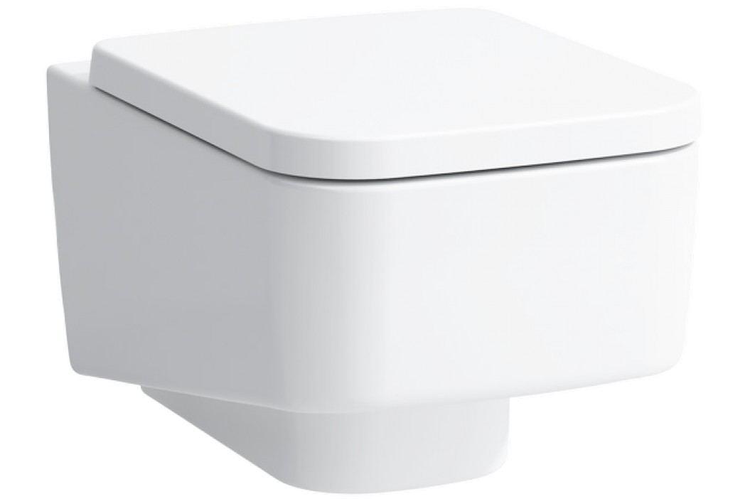 Závěsné WC Laufen Pro S, zadní odpad, 53cm H8209610000001 Záchody