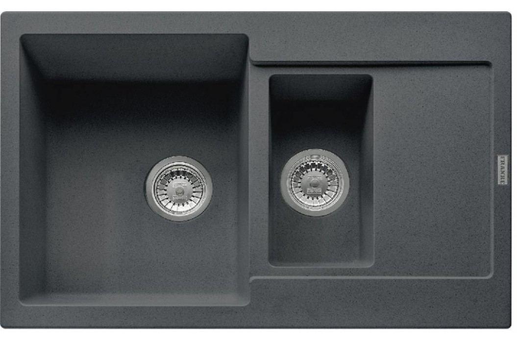 Franke MRG 651-78 grafit Kuchyňské dřezy