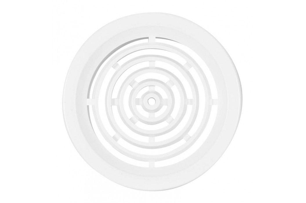HACO Větr.mříž.kul. (4ks) prům.50mm bílá VM50B Instalatérské potřeby