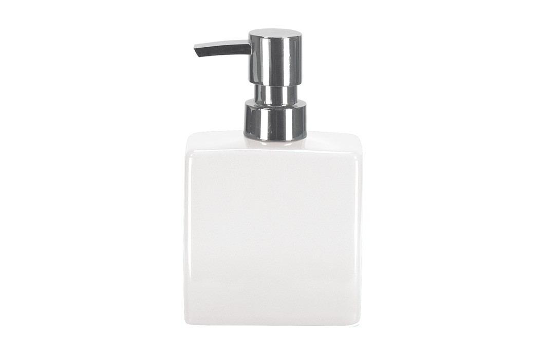 Dávkovač mýdla Flash hranatý volně stojící 5045114849 Dávkovače mýdla