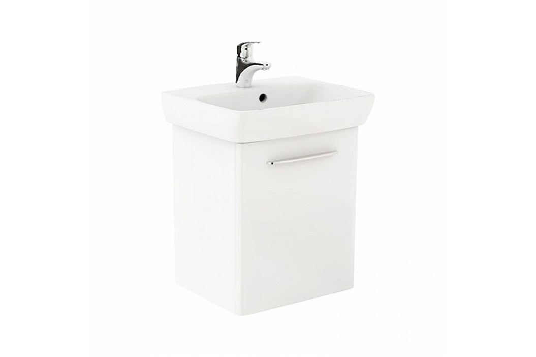 Skříňka s umyvadlem Kolo Nova Pro 55 cm 46 cm, bílá M39005000