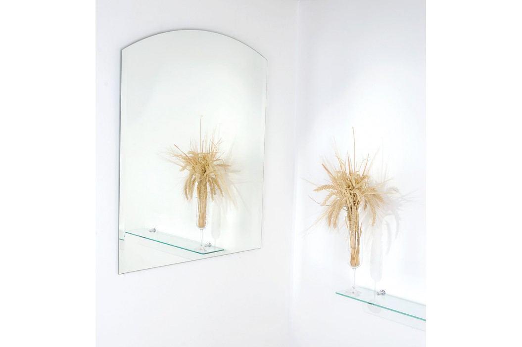 Amirro Romance Fazetované zrcadlo - oblouk 75 x 60 cm 125-601 Zrcadla