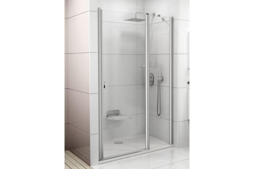 Sprchové dveře RAVAK CSD2-100 bright alu+Transparent 0QVACC00Z1 Sprchové zástěny