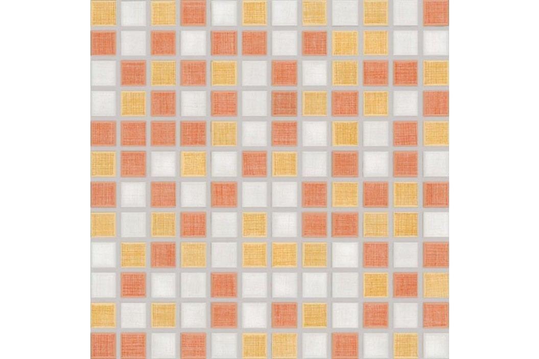 Mozaika Rako Samba mix barev 30x30 cm, mat GDM02115.1 Obklady a dlažby