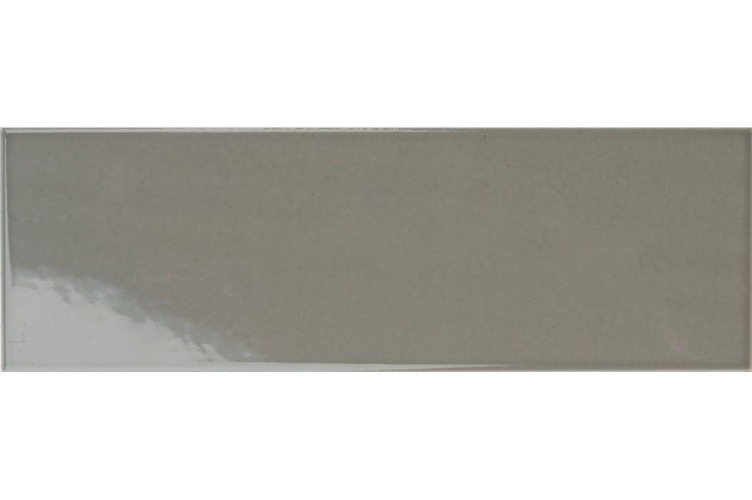 Obklad Tonalite Silk piombo 10x30 cm, lesk SIL433 Obklady a dlažby