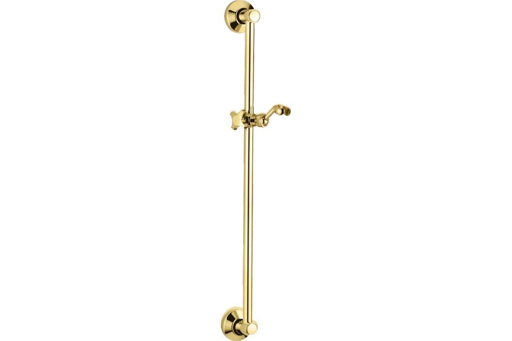 Retro sprchová tyč Paffoni Ricordi ZSAL021BR Sprchy a sprchové panely
