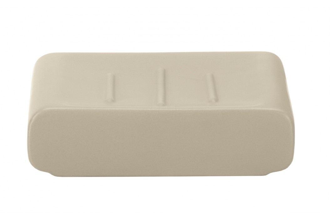 Mýdlenka Cubic, světle béžová 5066271853 Dávkovače mýdla