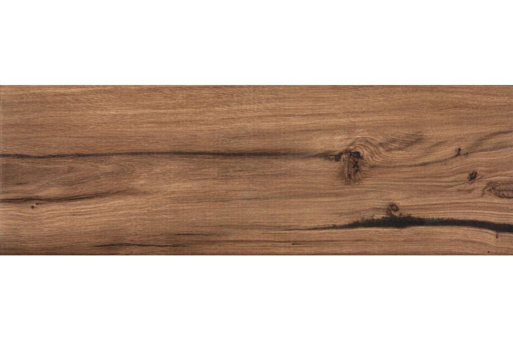 Obklad Rako Piano hnědá 20x60 cm, lesk WADVE517.1 Obklady a dlažby