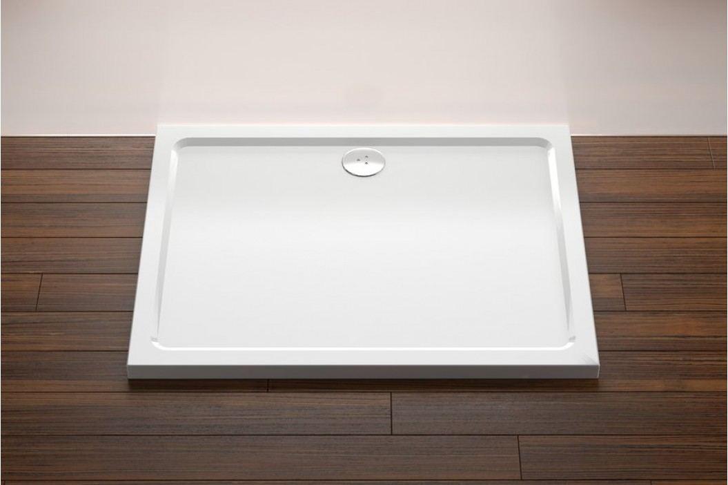 RAVAK Vanička GIGANT-100x80 LA white XA01A401210 Sprchové vaničky