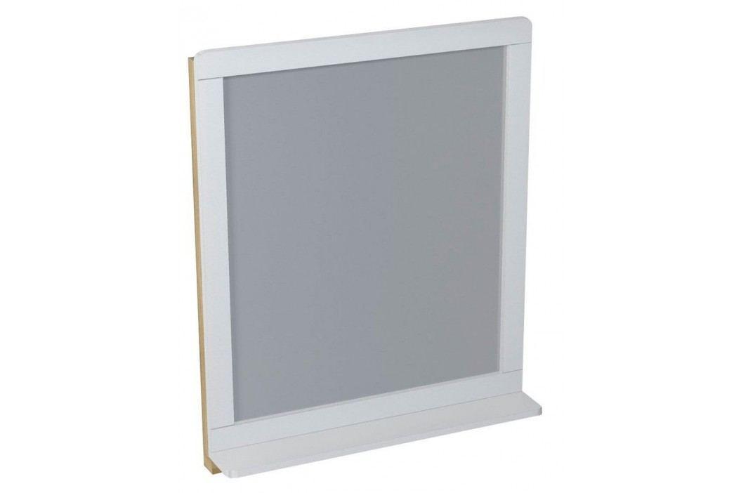 Zrcadlo Naturel Solid, bílá SIKONSAPM001 Zrcadla