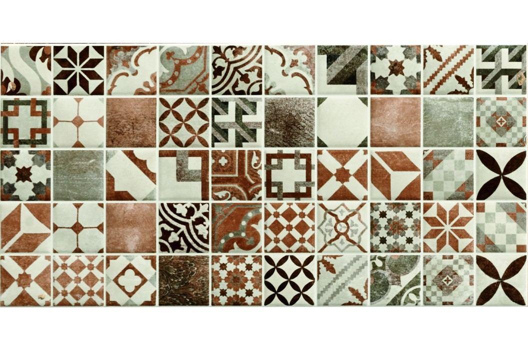 Dekor Stylnul Abadia crema 25x50 cm, lesk DABADIAPATCR Obklady a dlažby