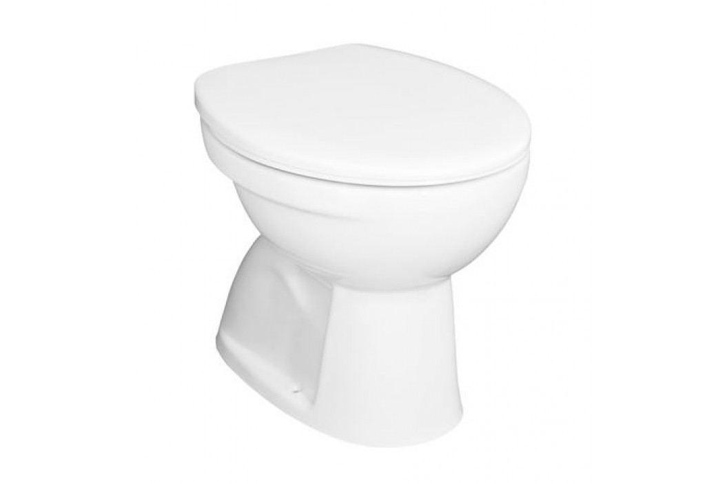 Stojící WC Jika Zeta, spodní odpad, 50,5cm H8217460000001 Záchody