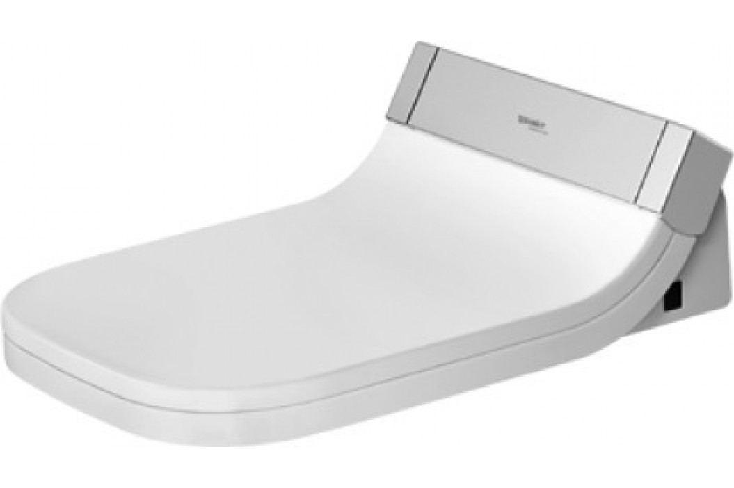 Bidetovací sedátko Duravit Sensowash plast k WC 610300002004300 WC sedátka
