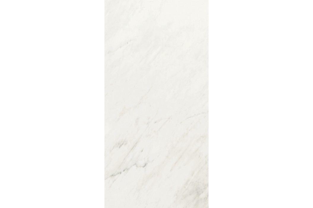 Dlažba Graniti Fiandre Marble Lab Premium White 60x120 cm, pololesk, rektifikovaná AS191X864 Obklady a dlažby
