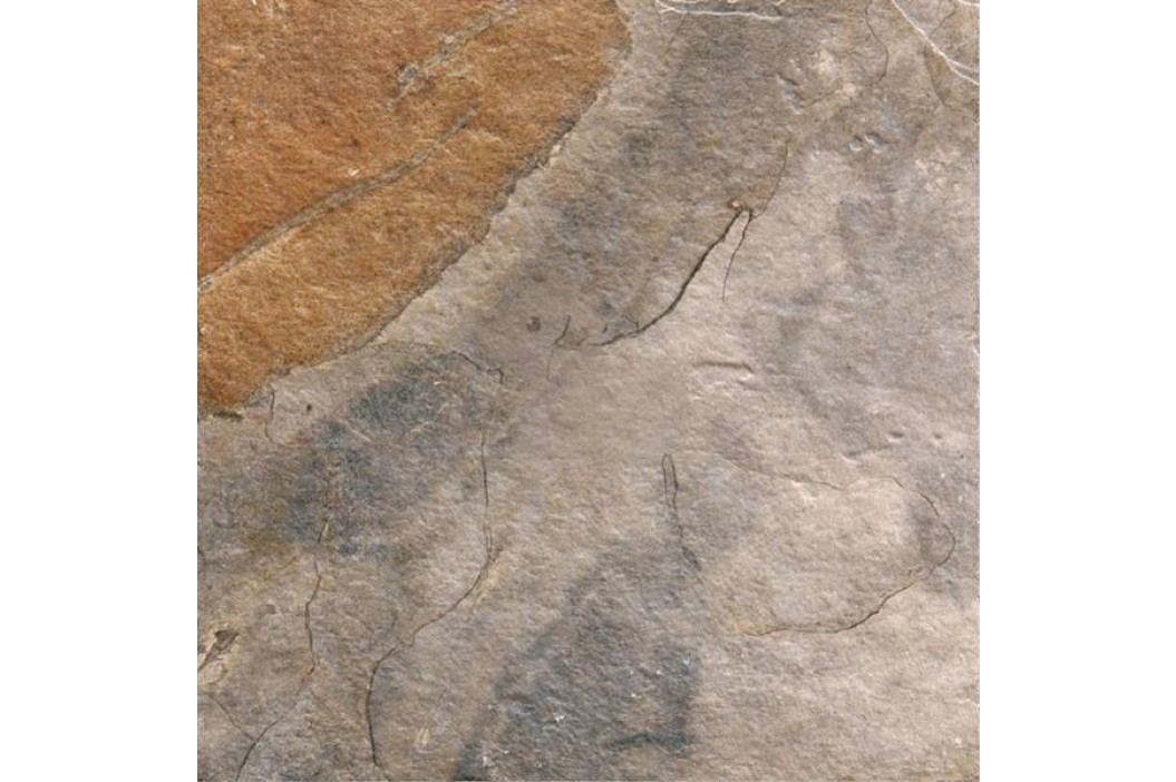 Dlažba Sintesi Newslate hnědá 30x30 cm, mat NEWSLATE0134 Obklady a dlažby