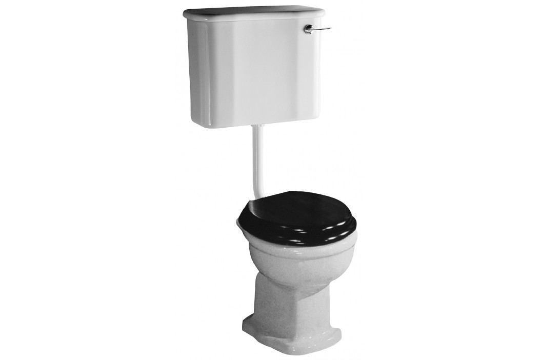 Stojící WC Vitra Ricordi, zadní odpad, 67cm 6233-003-0075 Záchody