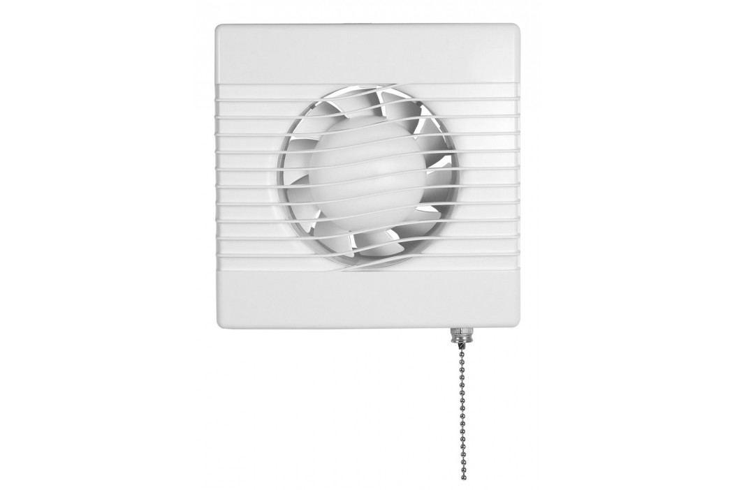 HACO Ventilátor stěn.s šňůr.vypínačem B AVBASIC100P Domácí ventilátory