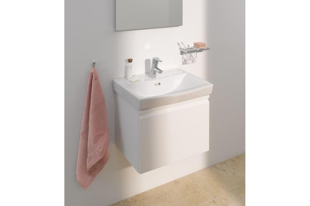 Skříňka pod umyvadlo Laufen Pro Nordic 55 cm, bílá H4830370954631 Koupelnový nábytek