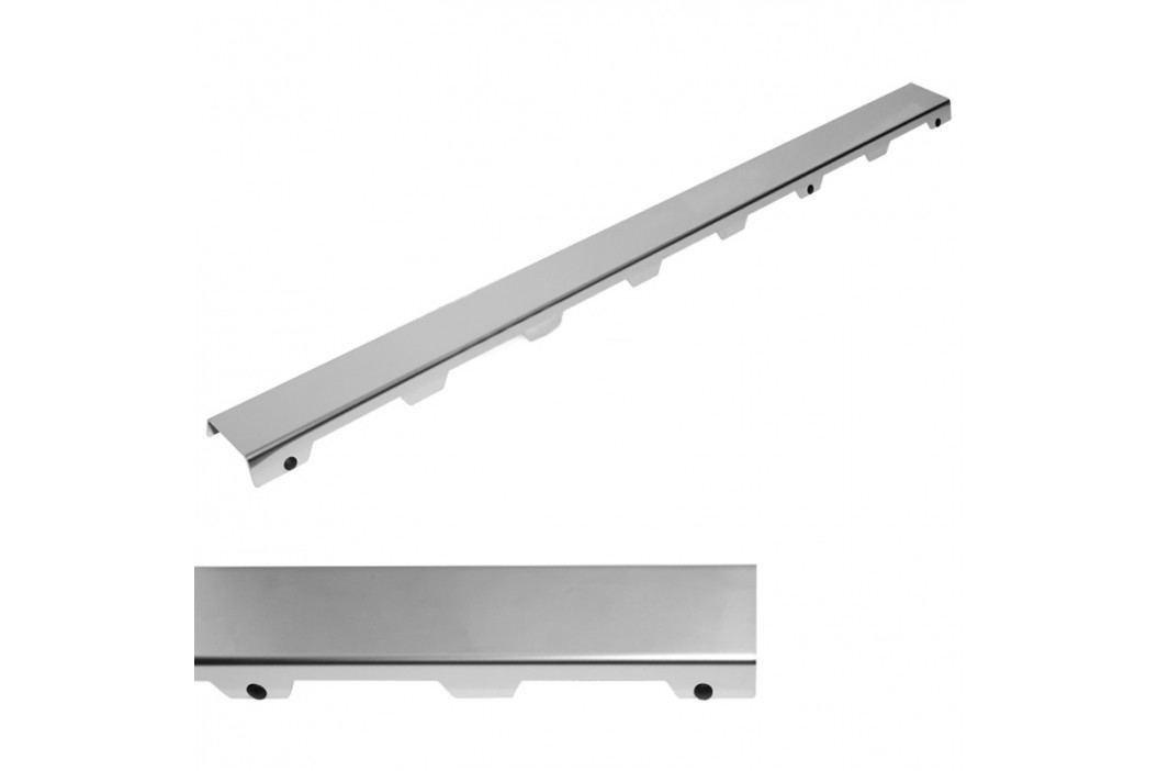 TECEdrainline Steel II mřížka broušená 150cm 601.583 - 601583 Odvodňovací žlaby