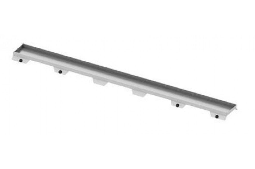 Rošt pro vložení dlažby 90 cm Tece Drainline nerez 600972 Odvodňovací žlaby