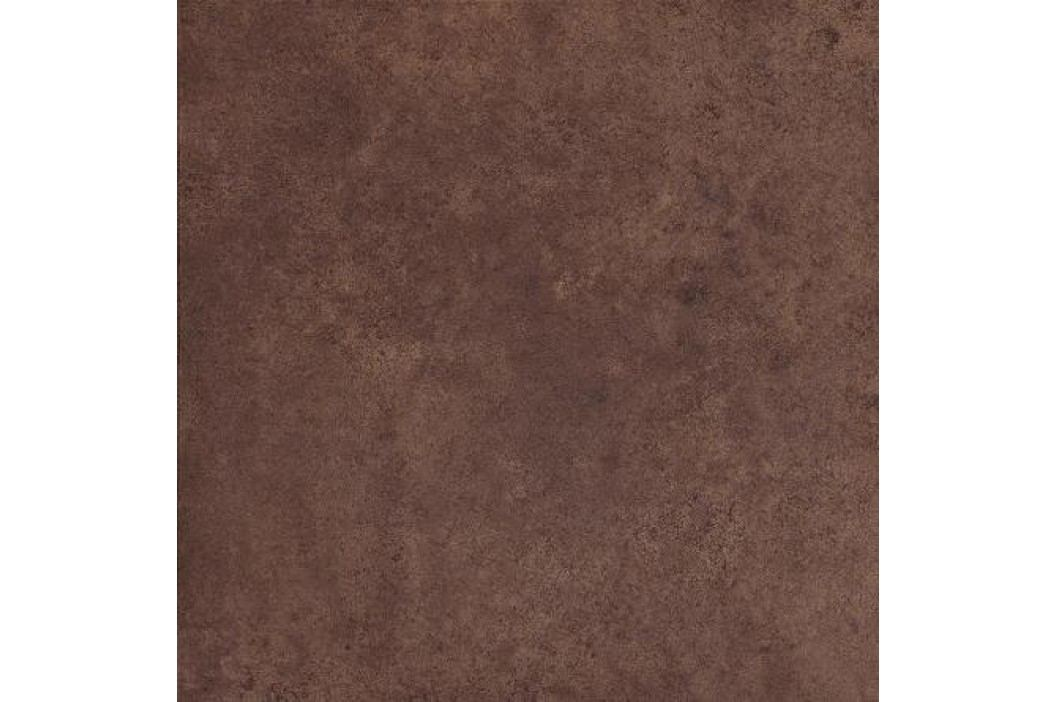 Dlažba Rako Golem hnědá 45x45 cm, mat, rektifikovaná DAK44651.1 Obklady a dlažby