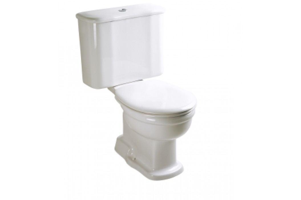 Stojící WC kombi Vitra Ricordi, spodní odpad, 70,5cm SIKOSVAR6275 Kompletní WC sady