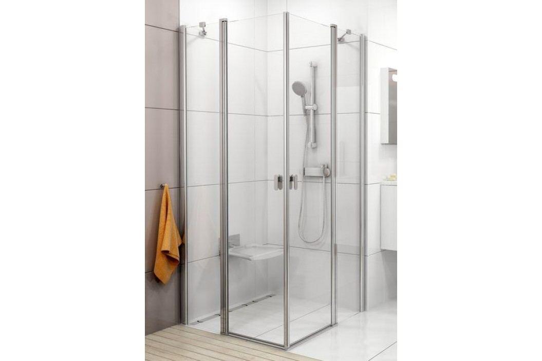 Sprchový kout RAVAK CRV2-90 bílá+Transparent 1QV70100Z1 Sprchové kouty