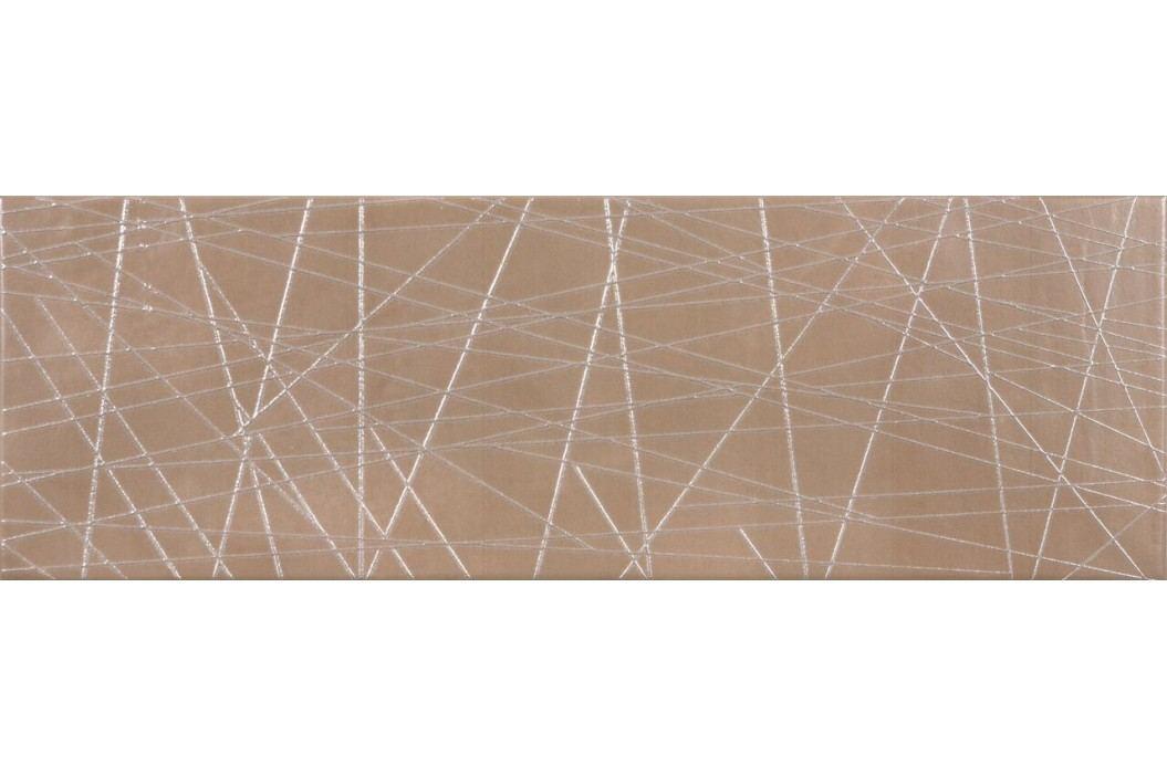 Dekor Grillage Mud 20x60 DGRILLAGEMU Obklady a dlažby