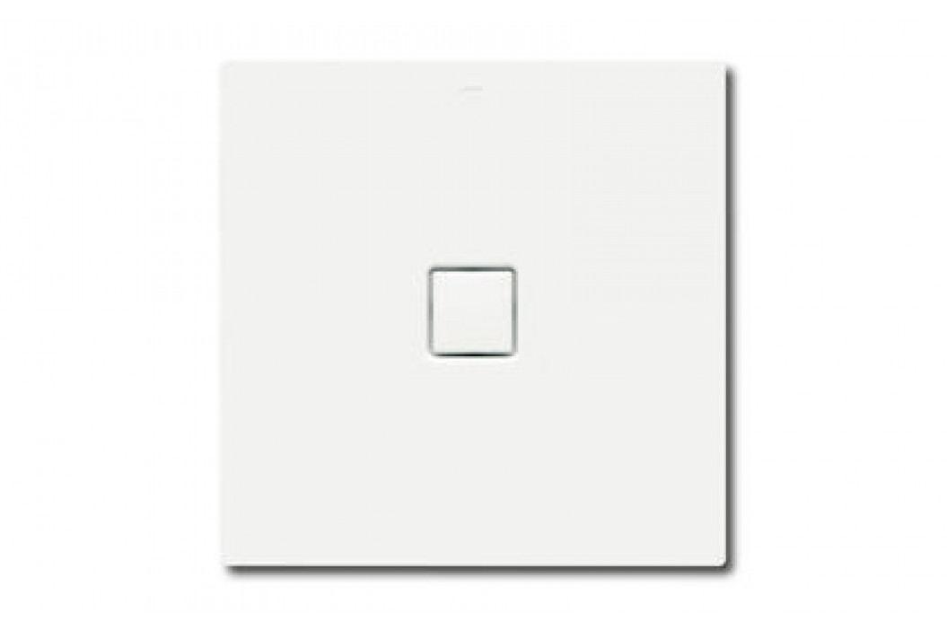 KALDEWEI Vanička CONOFLAT 90x80x3,2 cm Perl-Effekt 465000013001 Sprchové vaničky