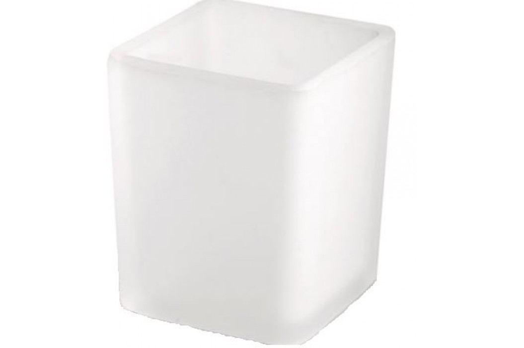 Náhradní skleněná miska k WC štětce Donata NDSKLOWCDON WC štětky