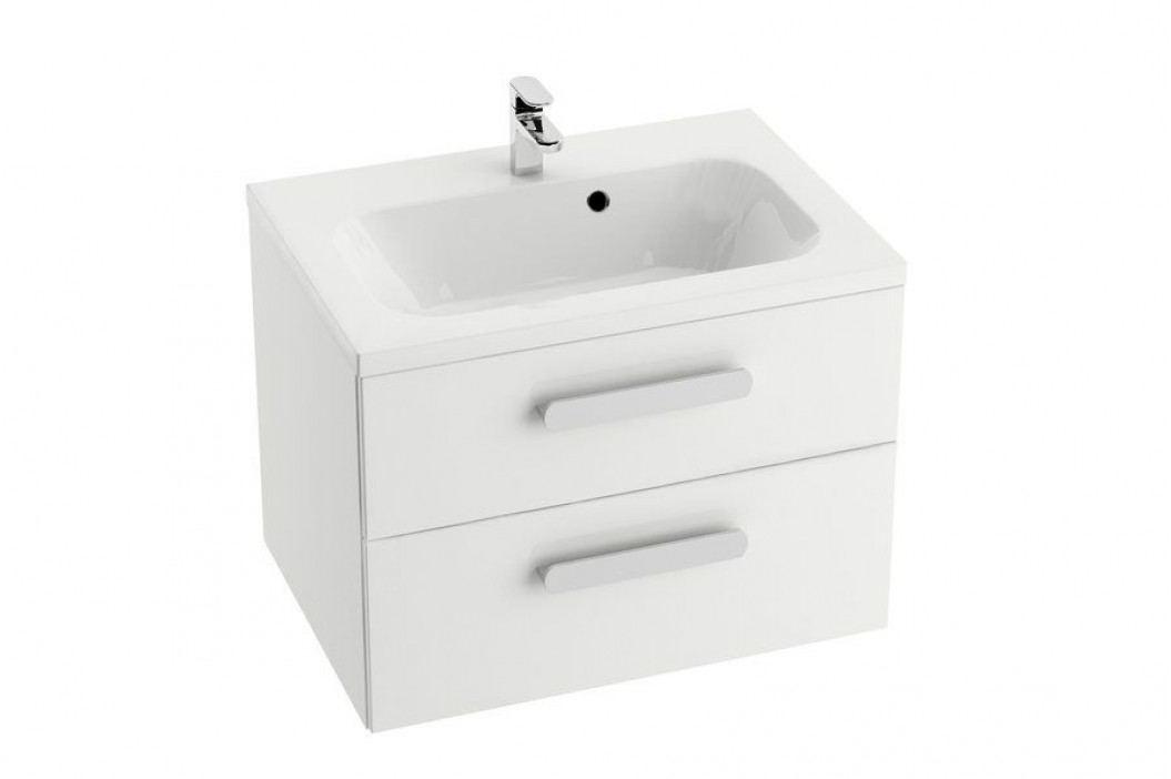 RAVAK SD 700 Chrome II bílá/bílá X000000920 Koupelnový nábytek