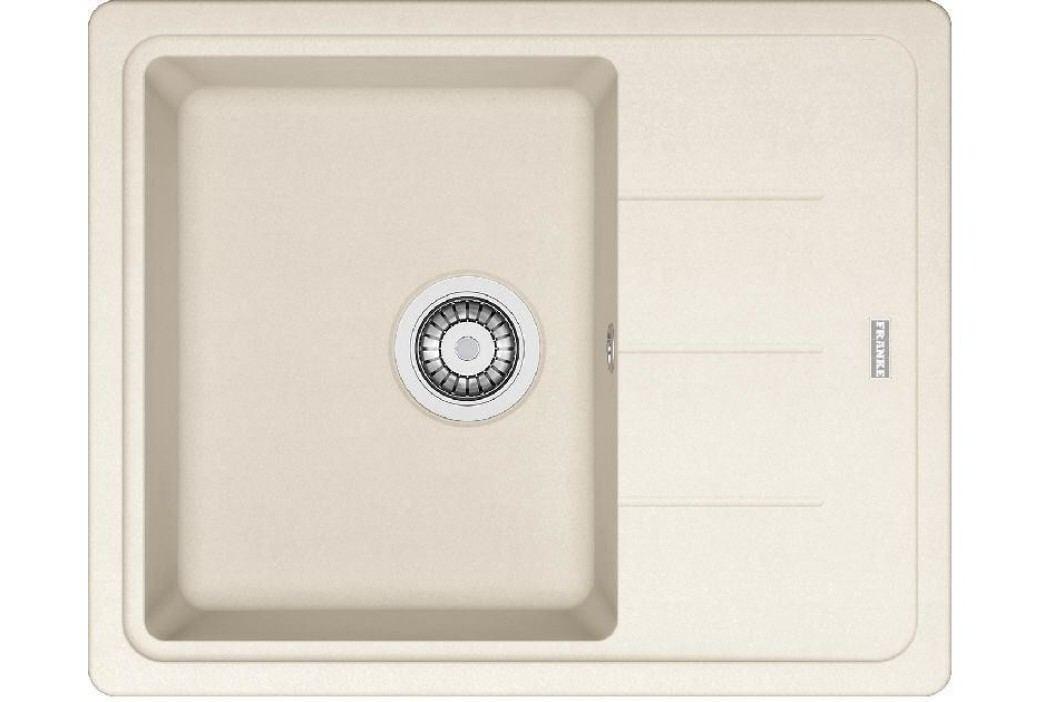 Franke BFG 611-62 vanilka Kuchyňské dřezy