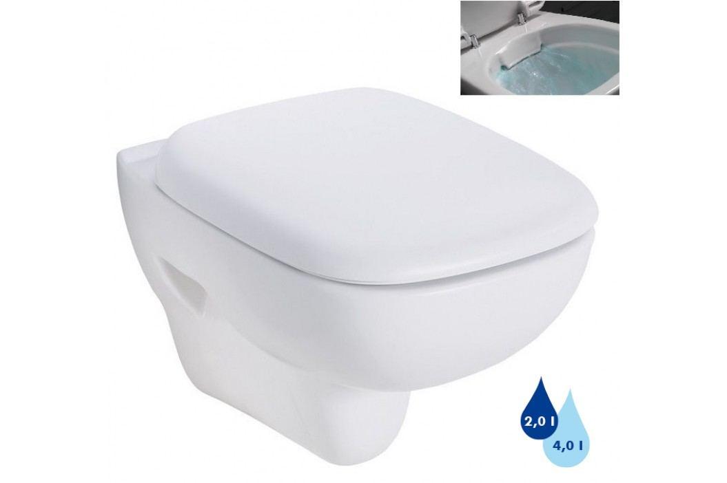 Závěsné WC Kolo Style, zadní odpad L23120000 Záchody