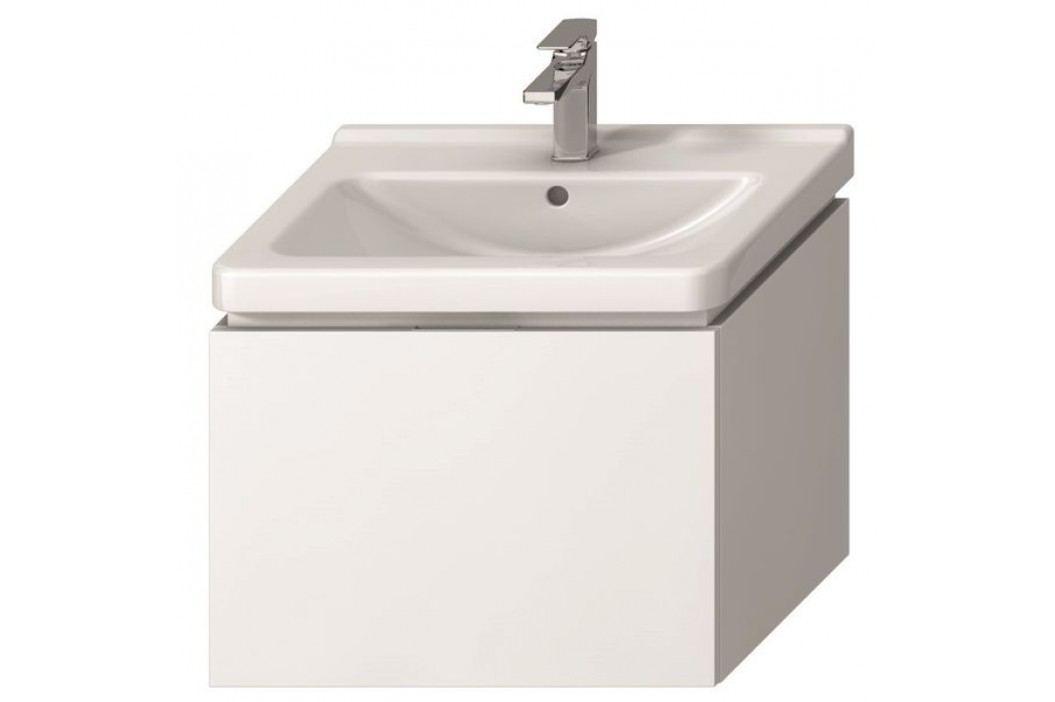 Skříňka pod umyvadlo Jika Cubito 64 cm, bílá H40J4243015001 Koupelnový nábytek