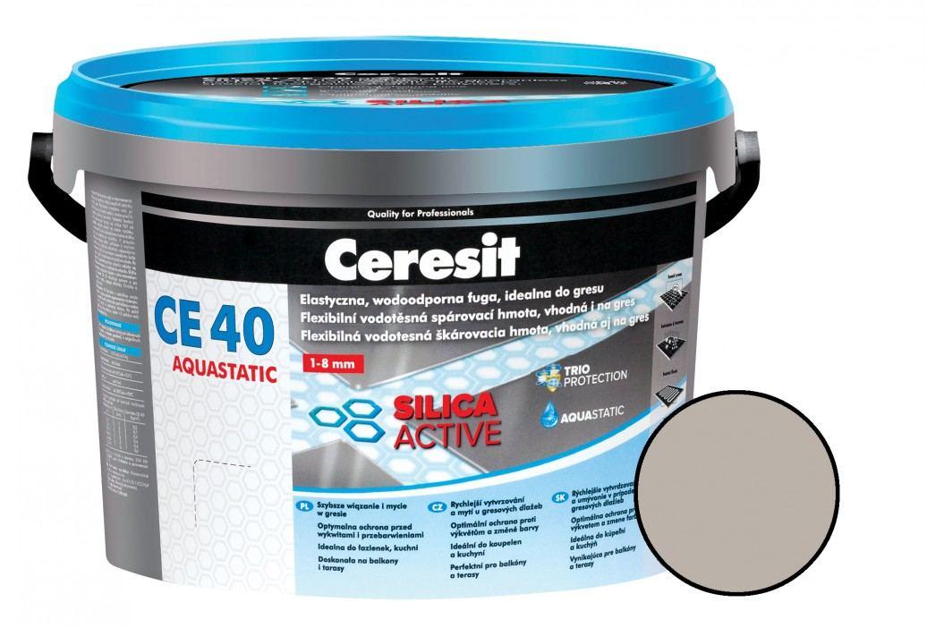 Spárovací hmota Ceresit CE40 2 kg šedá (CG2WA) CE40207 Spárovačky