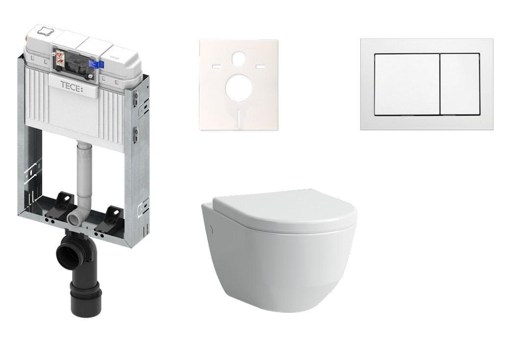 TECE komplet s WC Laufen - KMPLPROAT