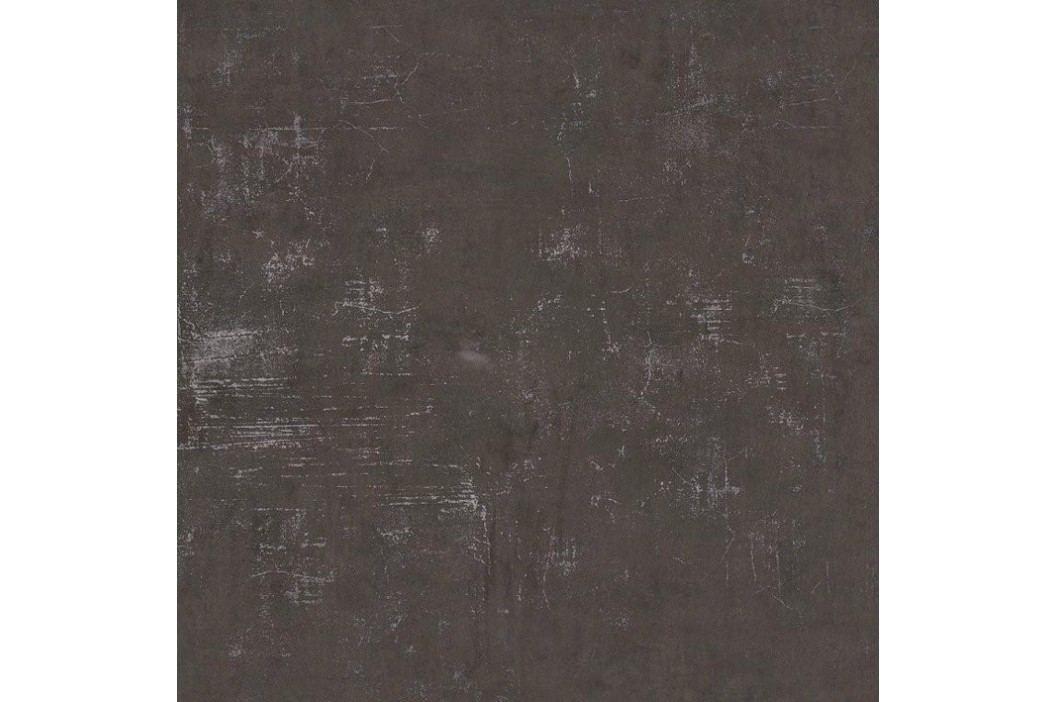 Dlažba Fineza Cementi Style černá 60x60 cm, mat, rektifikovaná CEMSTYLE60BK Obklady a dlažby